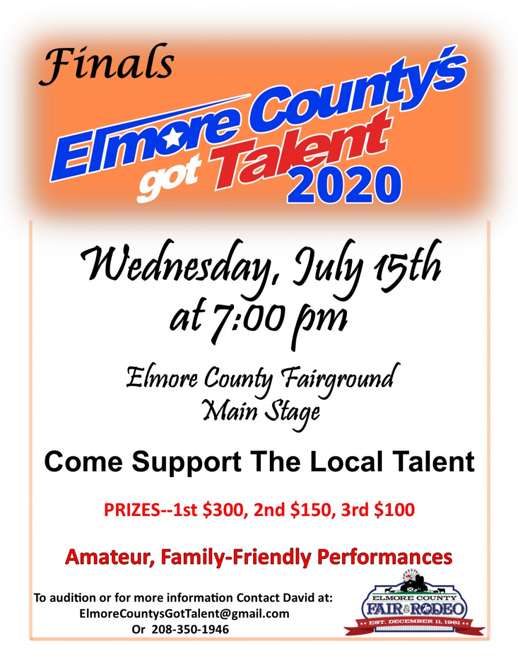 Elmore County Got Talent